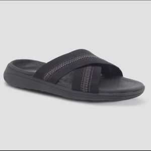 bee737ea4f2e35 C9 Champion Deana Slide Sandal size 6 black